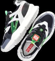Blauwe RED-RAG Lage sneakers 13093  - medium