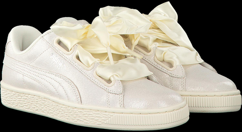 7f215790692 nl Dames Heart Witte Omoda Sneakers Ns Basket Puma qwBA80