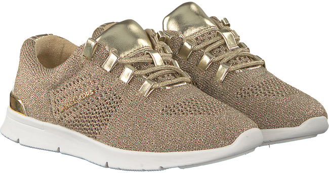 Gouden MICHAEL KORS Sneakers ZIA DAWN DEAR  - large