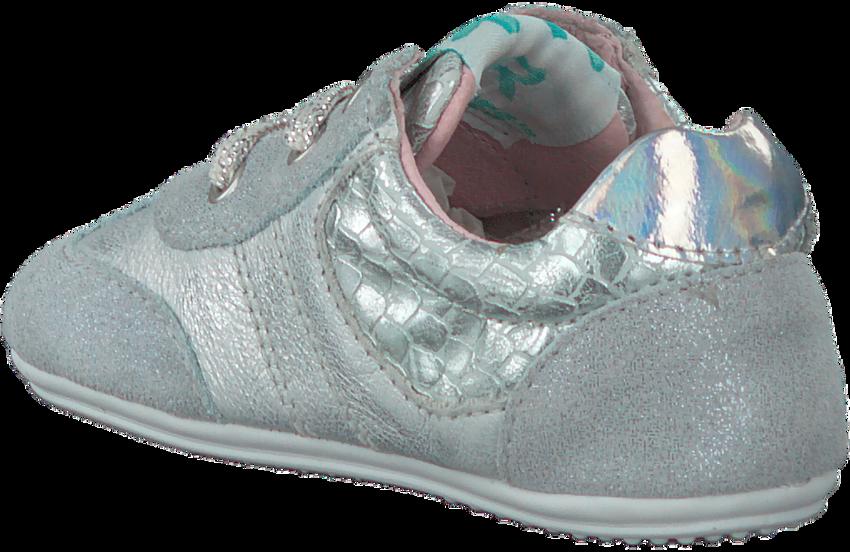 Zilveren BUNNIES JR Babyschoenen ZOE ZACHT  - larger