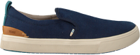 Blauwe TOMS Sneakers TRVL LITE LOW MEN SLIP-ON - medium