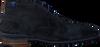 Blauwe FLORIS VAN BOMMEL Veterschoenen 10629  - small