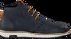 Blauwe REHAB Sneakers NAZAR NUB VINTAGE - small