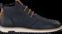 Blauwe REHAB Sneakers NAZAR NUB VINTAGE - medium