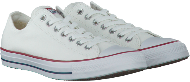 Witte CONVERSE Sneakers CHUCK TAYLOR ALL STAR OX HEREN - large