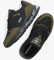Groene BJORN BORG Lage sneakers X500 PRF BLK  - medium