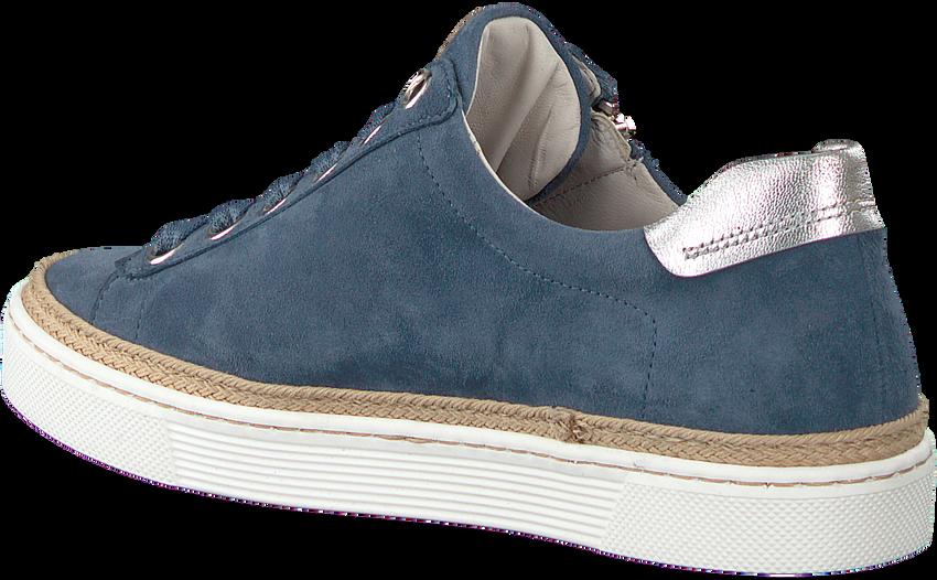 Blauwe GABOR Lage sneakers 418  - larger