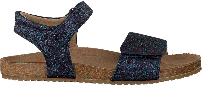 Blauwe CLIC! Sandalen GRASS  - large