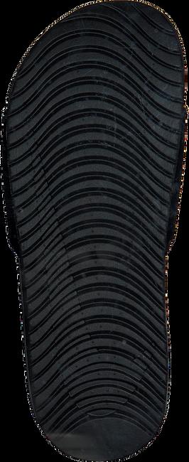 Zwarte NIKE Slippers KAWA SLIDE GS/PS  - large