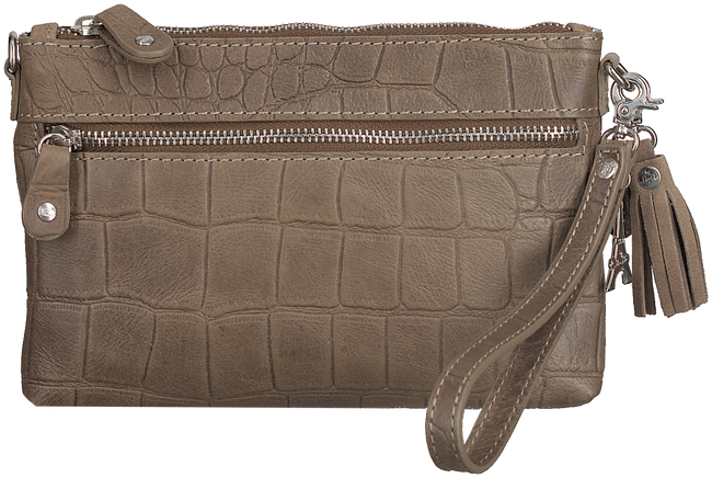 Beige BY LOULOU Clutch 01POUCH04S - large