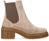 Taupe UNISA Chelsea boots JIMENEZ  - medium
