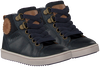Blauwe OMODA Hoge sneaker OM120717  - small
