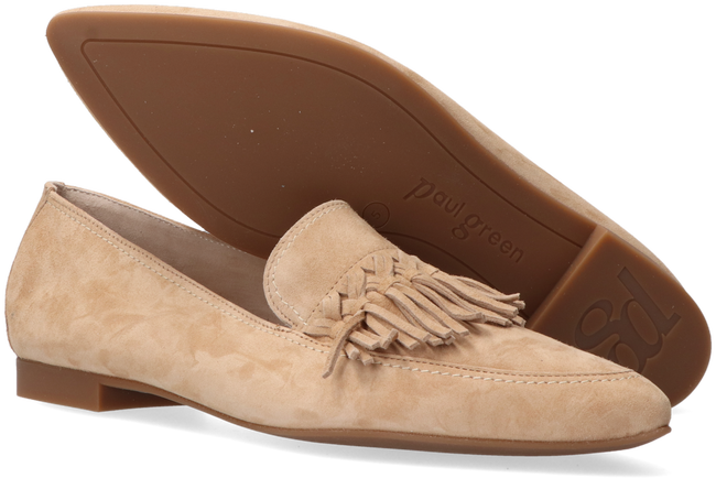 Beige PAUL GREEN Loafers 2697  - large