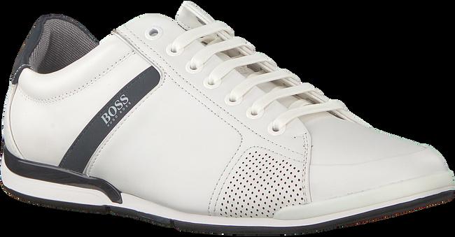 Witte BOSS Sneakers SATURN LOWP  - large