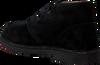 Zwarte CLARKS Veterschoenen DESERT BOOT KIDS  - small