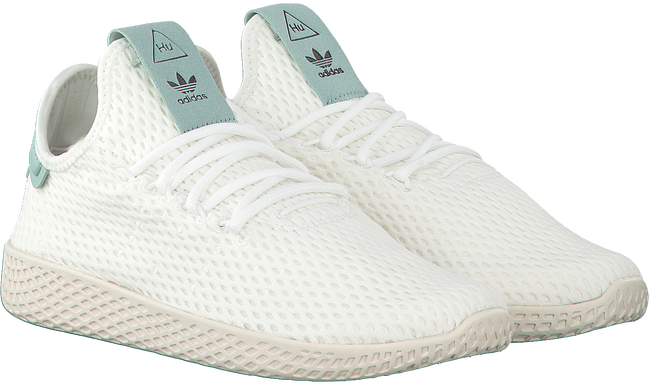 Witte ADIDAS Sneakers PW TENNIS HU DAMES  - large