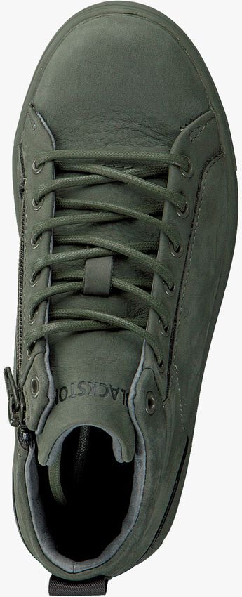 Groene BLACKSTONE Sneakers SK54  - larger