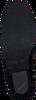 Zwarte RED-RAG Enkellaarsjes 71106  - small