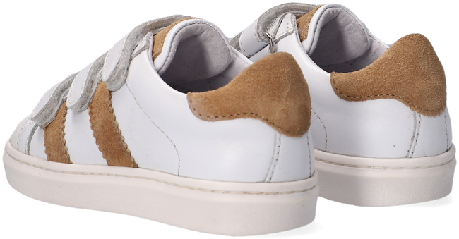 Witte TON & TON Lage sneakers E1835-212  - large