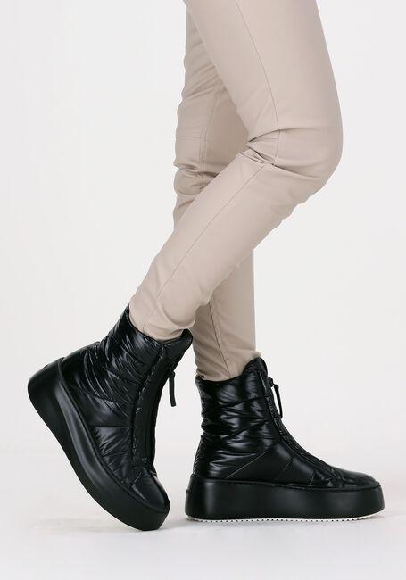 Zwarte VIC MATIE Hoge sneaker 1W3406D  - large