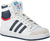 Witte ADIDAS Sneakers TOP TEN HI J  - small