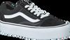 Zwarte VANS Sneakers OLD SKOOL PLATFORM HM9iP7Sr