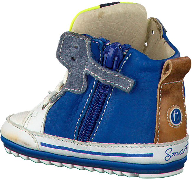 Blauwe SHOESME Babyschoenen BP8S002  - large