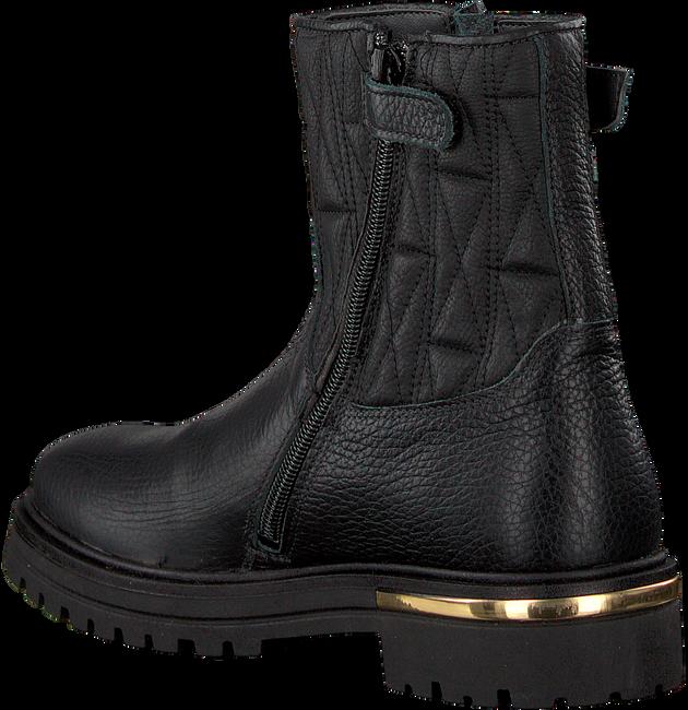 Zwarte GIGA Biker boots 9666 - large