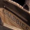 Bruine SHABBIES Handtas 261167 - small