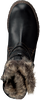 Zwarte MCGREGOR Vachtlaarzen BRANDY  - small