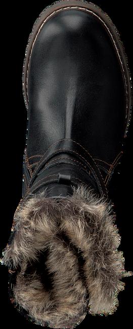 Zwarte MCGREGOR Vachtlaarzen BRANDY  - large