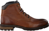 Cognac TOMMY HILFIGER Veterboots WINTER TEXTURED  - small