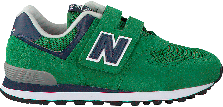 groene new balance sneakers