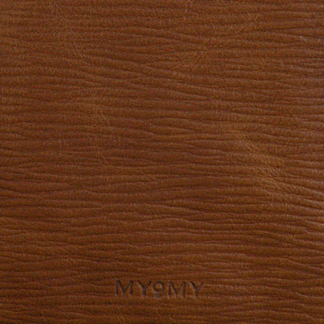 Bruine MYOMY Schoudertas MY CARRY BAG MINI - large