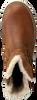 Cognac HIP Enkelboots H2445 - small