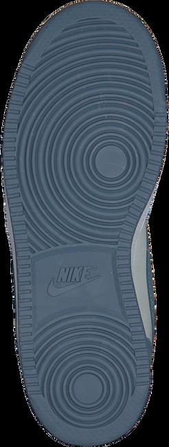Blauwe NIKE Sneakers COURT BOROUGH MID PREM DAMES  - large