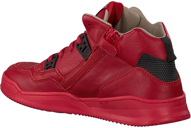 RED RAG SNEAKERS 15507 - large