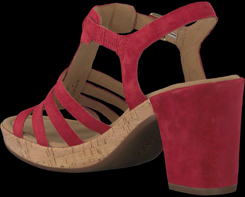 8 Sandales Rouges Par Gabor NvQ9YXLD
