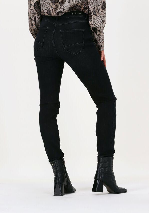 Zwarte SUMMUM Skinny jeans SKINNY JEANS JULIA BLACK  - larger