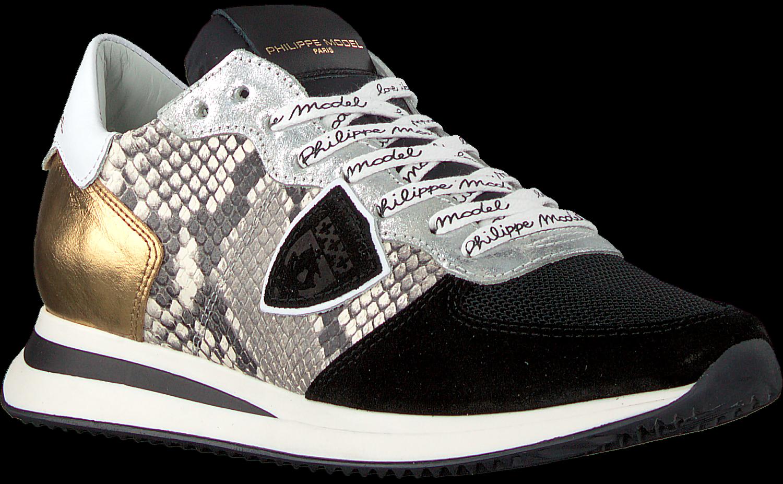 Beige PHILIPPE MODEL Lage sneakers TRPX L D | Omoda