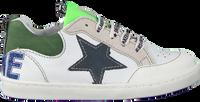 Witte SHOESME Lage sneakers UR20S018  - medium