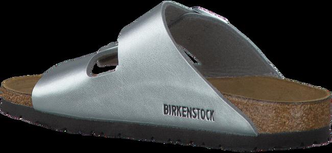 Zilveren BIRKENSTOCK PAPILLIO Slippers ARIZONA KIDS  - large