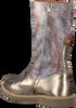 Gouden WILD Lange laarzen 5550  - small