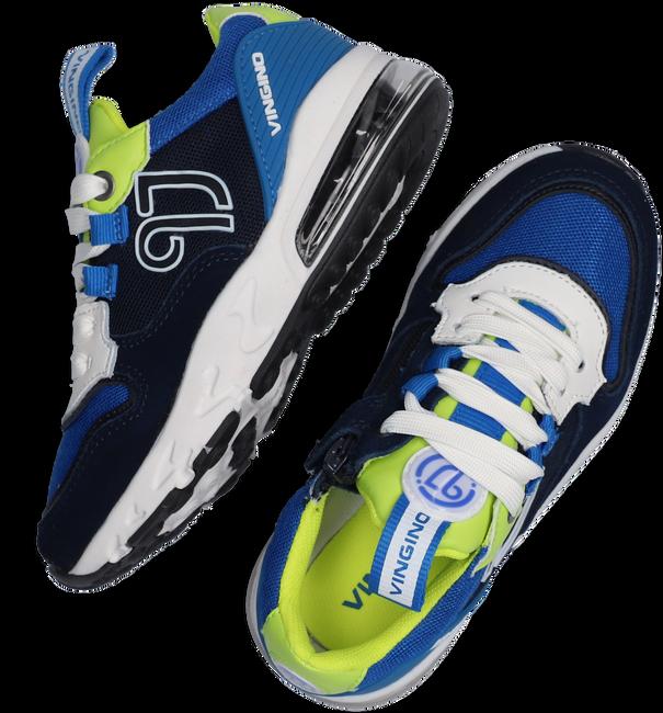Blauwe VINGINO Lage sneakers GIULIO  - large