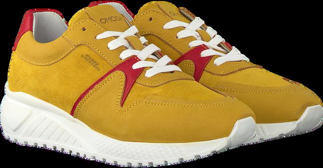 Gele Omoda X DHL Lage sneakers OMODA X DHL WMN  - large