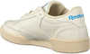 Beige REEBOK Sneakers CLUB C 85 - small