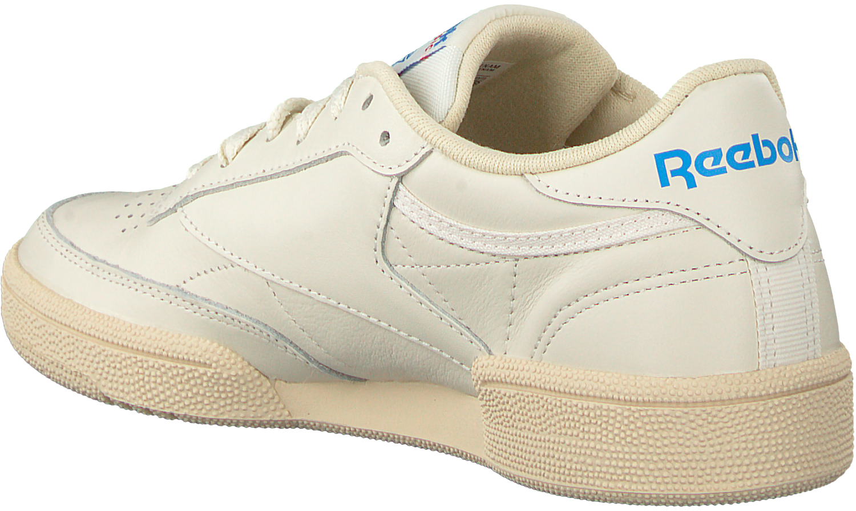 Beige REEBOK Sneakers CLUB C 85 Omoda.nl