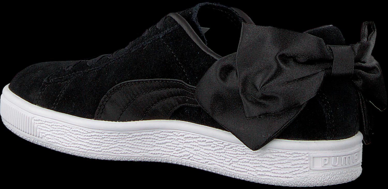Zwarte PUMA Sneakers SUEDE BOW WOMEN. PUMA. -70%. Previous 93ac7d594