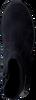 Zwarte APPLES & PEARS Enkellaarsjes ELGA  - small