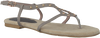 Taupe MALUO Sandalen 4773-BRO  - small